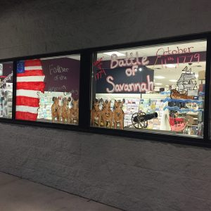 Window Decorating Contest
