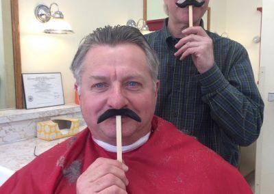 Casimir Hair Cut