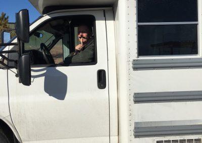 Where's Casimir Bus Driver