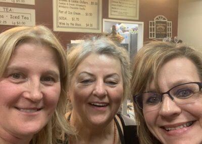 Having fun in Pulaski, Wisconsin during Casimir Pulaski Day 2020