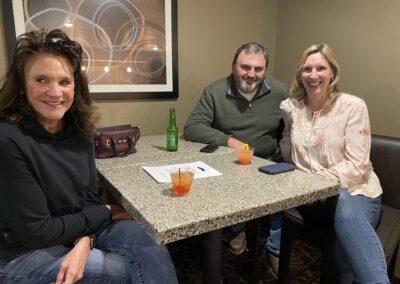 Jan Maroszek, Tom and Paula Maroszek Trivia Night