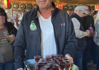 John from Milwaukee, Wisconsin Wicka's Bar